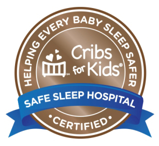 Cribs for Kids Bronze Seal