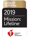 AMERICAN HEART ASSOCIATION'S MISSION: LIFELINE